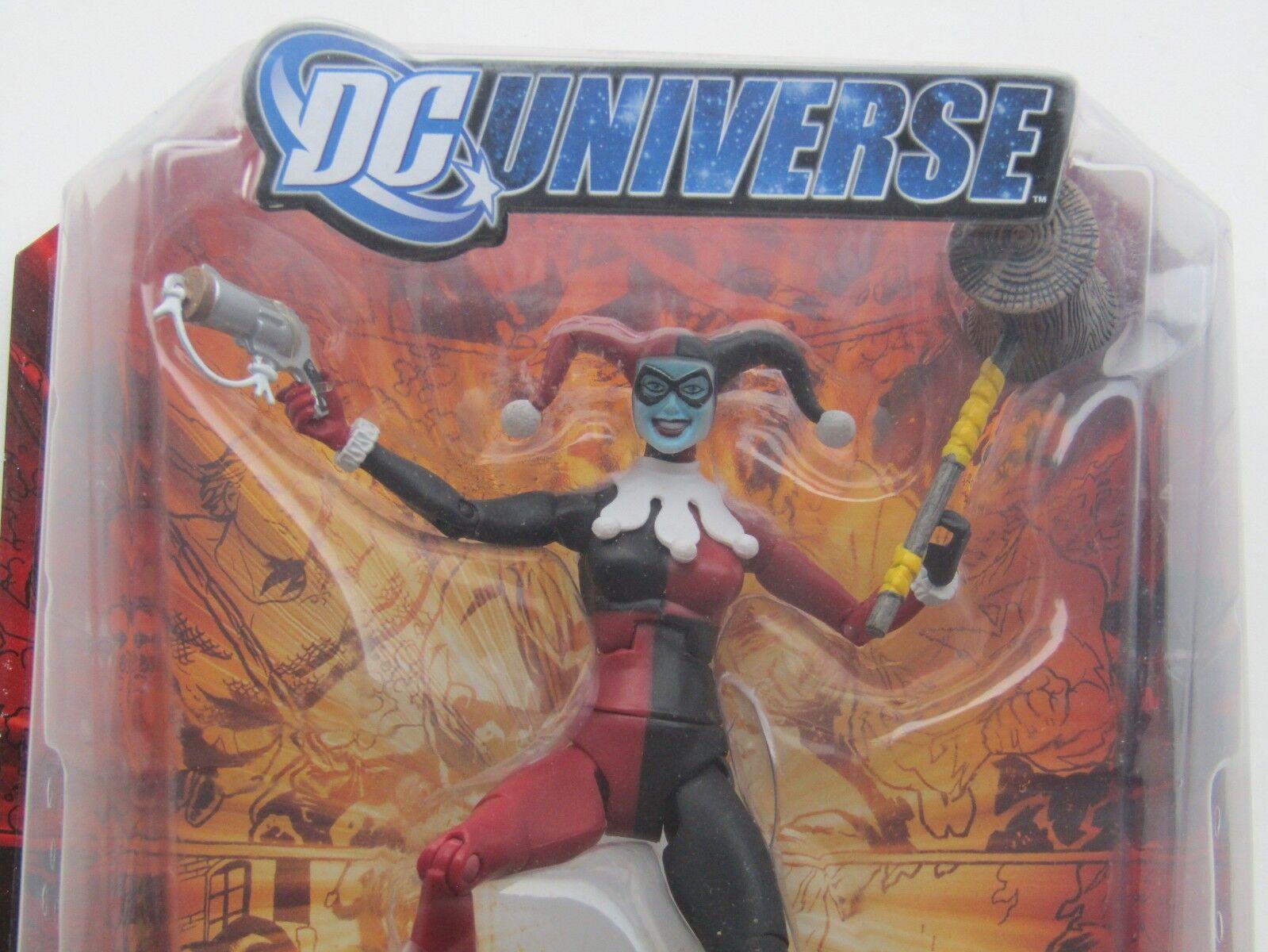 Mattel DCU DCUC DC Universe Classics Harley Quinn