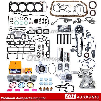 FOR 85-95 TOYOTA 4RUNNER PICKUP 2 4 ENGINE REBUILD KIT 22RE | eBay