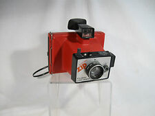 Collectable RED Electronic ZIP Polaroid Camera - Film Camera