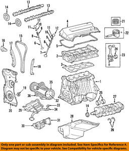 ford oem valve cover gasket 1s7z6584ba sold individually ebay rh ebay com 98 Ford Explorer Transmission Diagram 1998 Ford Explorer Engine Diagram