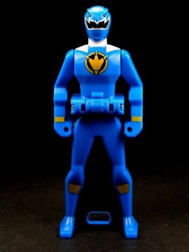 Japan BANDAI Bakuryuu Sentai ABARANGER Ranger Key ABARE-BLUE DX Version