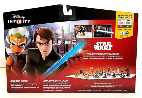 NEW Disney Infinity 3.0 Edition Play Set Star Wars TWILIGHT OF THE REPUBLIC