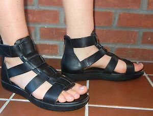 Vagabond Women's Flora Leather Gladiator Sandals Retail $110 size 8