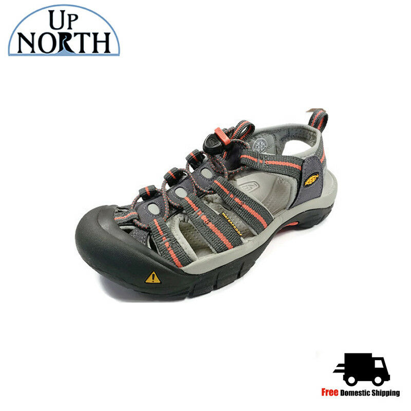 Keen Newport H2 Woman's 1010955 Water shoes Magnet Hot Coral NEW  FREE SHIPPING