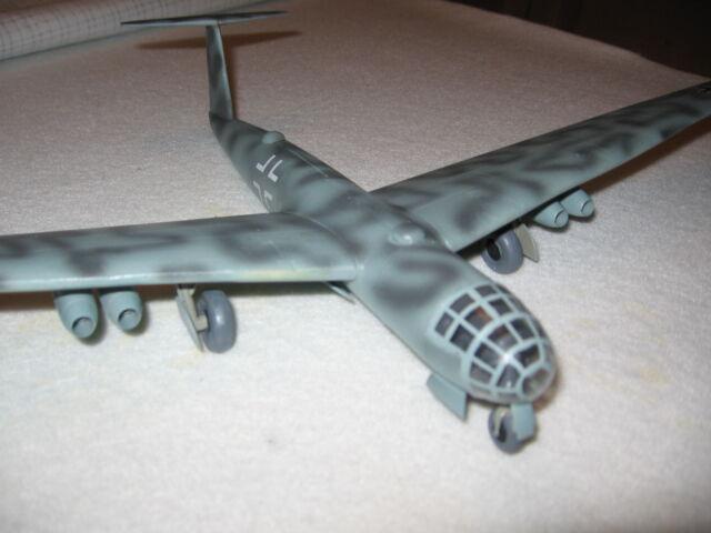 Messerschmitt Me 264 TL V1  1/72 Bird Models Resinbausatz neu