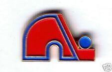 NHL souvenirs - Quebec Nordiques logo pin (RARE)