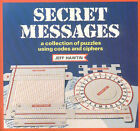 Secret Messages: Collection of Puzzles Using Codes and Ciphers by J.C. Hawtin (Paperback, 1990)