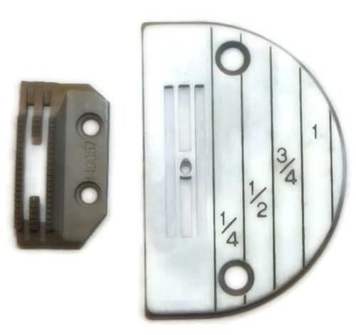fits CONSEW 230 SINGLE NEEDLE SEWING MACHINE PLATE FEED DOG REGULAR