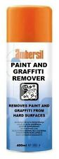 PAINT AND GRAFFITI REMOVER 400ML FAST ACTING - AMBERSIL