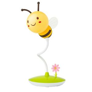 Honey-Bee-LED-Night-Light-USB-Rechargeable-Cute-Insect-Lamp-Kids-Baby-Bedroom-UK