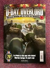 D-Day Overlord: The great invasion & battle for Normandy - Brand new bookazine