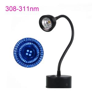 311nm Medium Wave  308nm LED UV Lamp UV Beauty Instrument UVB Spectrum UV Lights  convenient