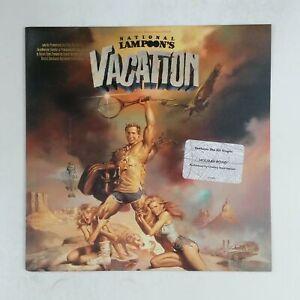 NATIONAL-LAMPOON-039-S-VACATION-Soundtrack-123909-Promo-LP-Vinyl-VG-Hype-Ramones