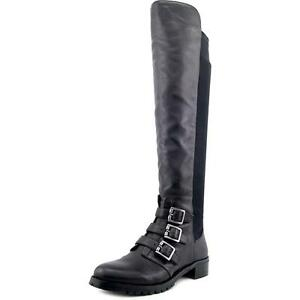334947d7951 Vince Camuto Jayce Women US 7.5 Black Knee High Boot Pre Owned 3254 ...