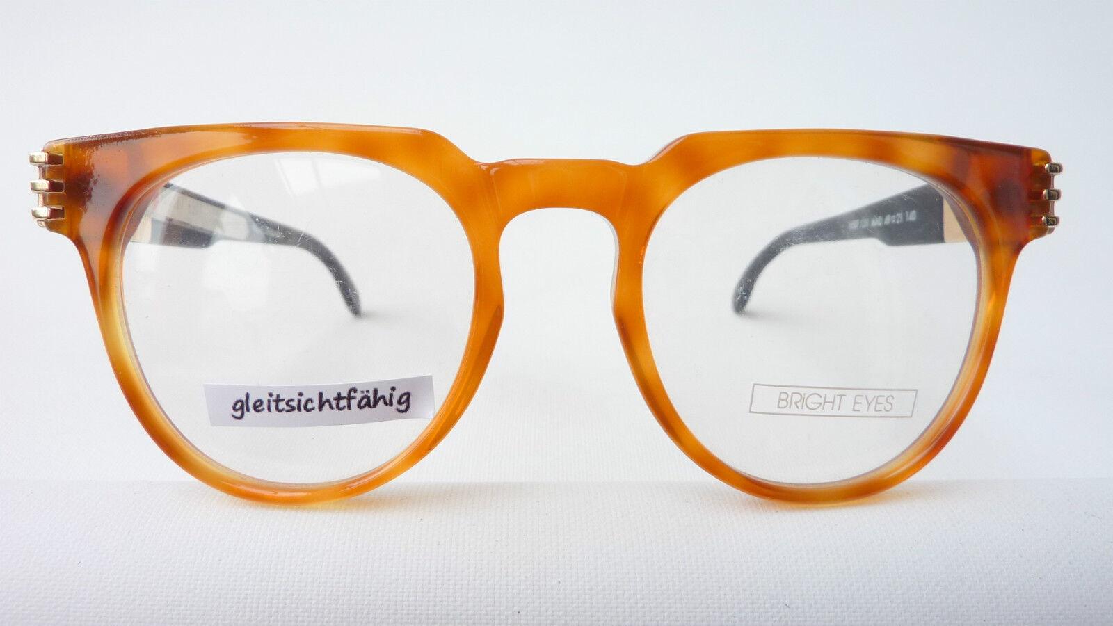 Schrille Bright eyes Brille Fassung auffallendes Design braun braun braun schwarz Grösse M | Modern Und Elegant  d0b99b