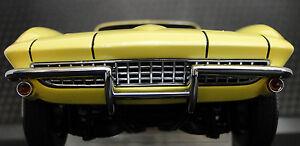 1-1965-Vette-Corvette-Chevy-Sport-Car-43-Vintage-18-Race-24-Carousel-Yellow-12