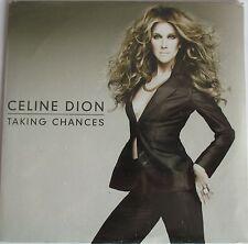 """CELINE DION - CD SINGLE """"TAKING CHANCES"""" - NEUF SOUS BLISTER D'ORIGINE"""