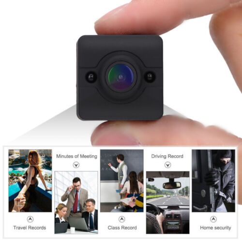 SQ12 Mini Camera Support 32GB HD Sport Camera Camcorder IR Night Vision DVR DV