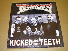 TERMITES Kicked in the Teeth titled SEALED 2008 LP VINYL Record psychobilly