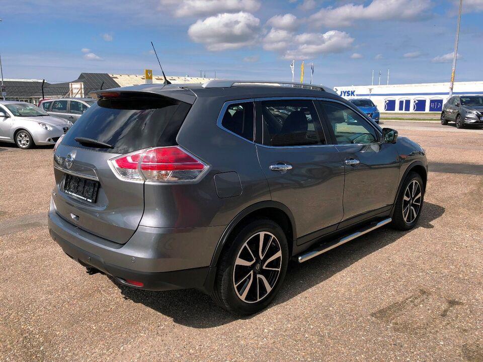 Nissan X-Trail 1,6 dCi 130 Acenta 4WD 7prs Diesel 4x4 4x4