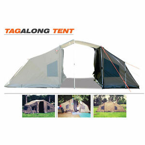 Stock photo  sc 1 st  eBay & Rhino Rack RV5T Batwing Tagalong Tent for sale online | eBay