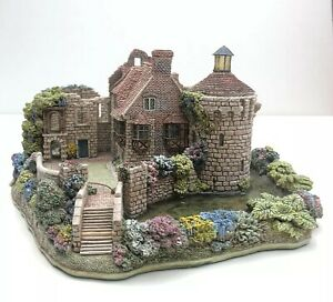 LILLIPUT-LANE-SCOTNEY-CASTLE-GARDEN-LIMITED-EDITION-L2103-BOXED-WITH-DEEDS