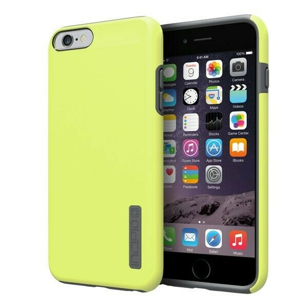 Apple Iphone 6 Plus Iphone 6s Plus Incipio Dualpro Hard Shell Case With Silicone For Sale Online Ebay