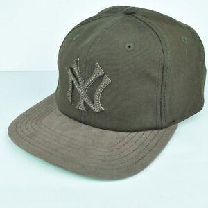 9b6f93f92ba Image is loading MLB-American-Needle-New-York-Yankees-Coffee-Adjustable-