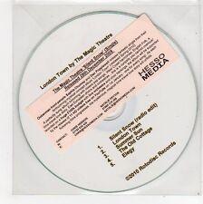 (FE666) London Town, The Magic Theatre - 2009 DJ CD
