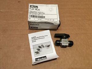 Parker-PR-Series-Rotary-Plug-Valve-4M-PR4-BNT-SS