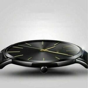 Men-Watch-Stainless-Steel-Strap-Quartz-Trendy-Ultra-Thin-Minimalist-Slim-Mesh-ak