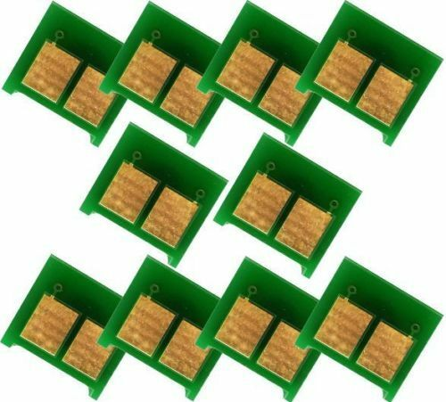 10x Toner Chip for HP Q6000A Q6001A Q6002A Q6003A HP1600 2600 2605 CM1015 CM1017