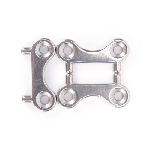 Stainless steel marine boat yacht gaswater fuel tank deck fill filler spare key.