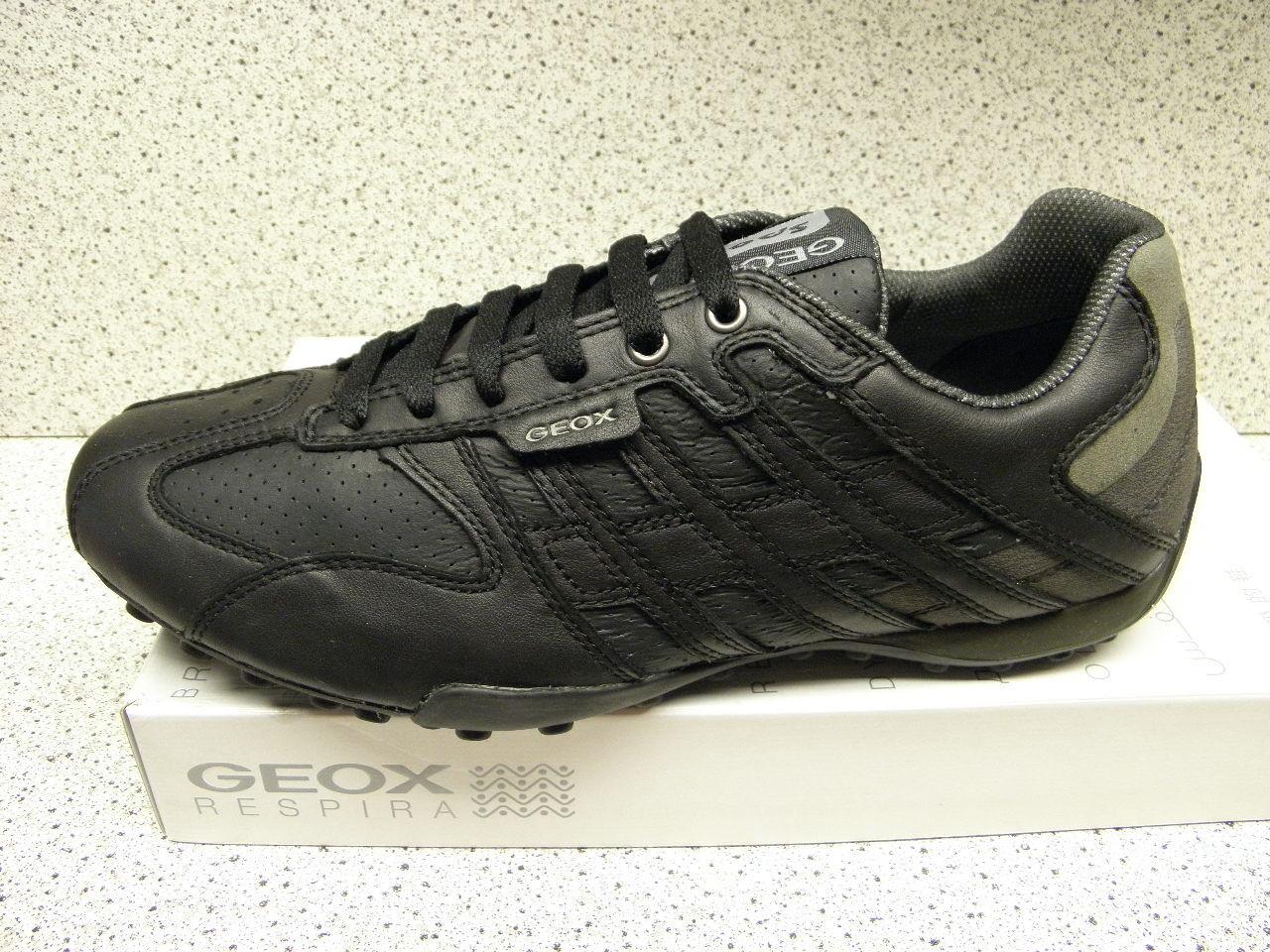 GEOX® reduziert  bisher 119,95    schwarz + gratis Premium - Socken (G25)