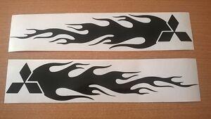 mitsubishi-tribal-flames-shogun-evo-warrior-vinyl-car-side-sticker-decal-4x4