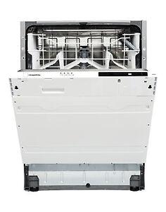 Einbaugeschirrspüler  respekta Einbau Geschirrspüler Spülmaschine vollintegriert 60 cm ...