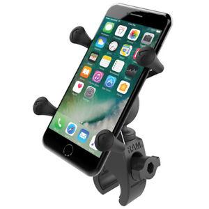 RAM-HOL-UN7-400U-Ram-Mounts-Tough-Claw-Mount-with-Universal-X-Grip-Phone-Holder