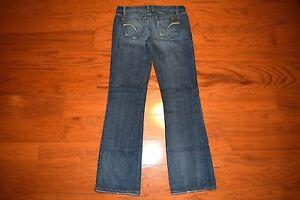 Joes-Denim-BOOT-Cut-Blue-Jeans-Women-Size-28-EXCELLENT