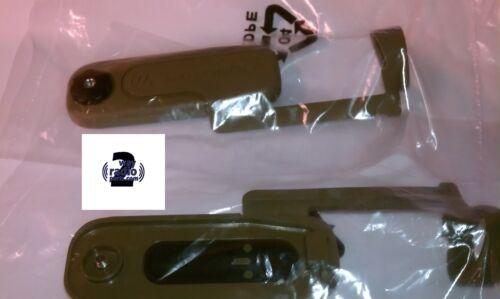 Motorola Heavy Duty Dust Cover w// antenna loop for SRX2200 APX7000 APX6000 Li