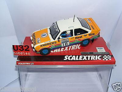 Scalextric A10147s300 Ford Escort Mkii #19 Heat Jetzt Mieten P.white-r.brookes Elektrisches Spielzeug