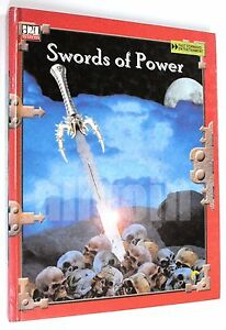 Dungeons & Dragons SWORDS OF POWER 2001 Fast Forward D&D 3.0 d20 Equipment Guide