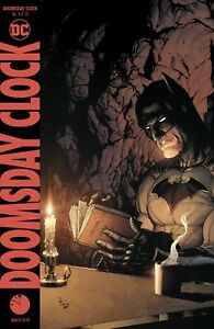DOOMSDAY CLOCK #3 (OF 12) VARIANT (24/01/2018)