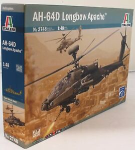 Italeri-1-48-2748-British-Army-Aircorps-AD-64D-Apache-Model-Aircraft-Kit