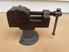 Vintage Swivel Drill Press Machinist Vise Damaged