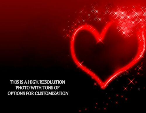 Details about  /LOVE ANNIVERSARY BIRTHDAY VALENTINES DAY SENT TO THE ONES YOU LOVE PHOTO PRINT
