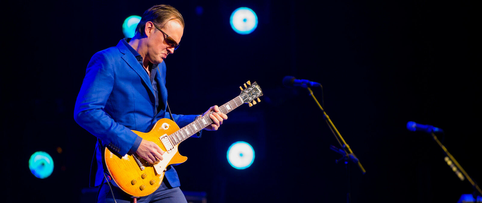 PARKING PASSES ONLY Joe Bonamassa