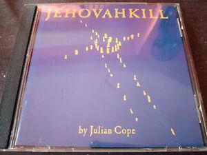 JULIAN COPE - Jehovahkill CD Indie Rock / Psychedelic Rock / Teardrop Explodes