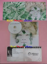 CD SARA BERG Say hello to the naked lady 2004 digipack GAY MONKEY 03 lp mc dvd