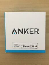 Anker Powerline 1ft Apple MFI Certified Short Lightning to USB Cable Sturdy C...