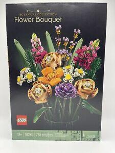 LEGO 10280 Botanical Collection Flower Bouquet 756pcs Brand New